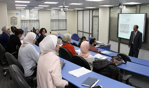 Talal Abu-Ghazaleh University College for Innovation Welcomes New Students
