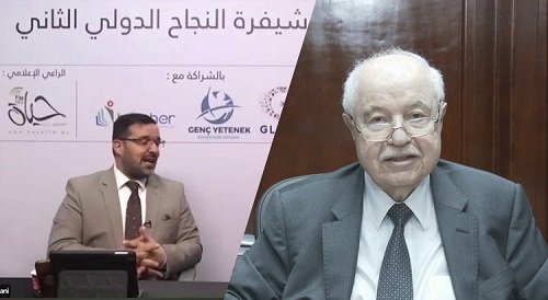 Abu-Ghazaleh Underscores 10 Prescriptions for Success at Ramallah International E-Training Conference