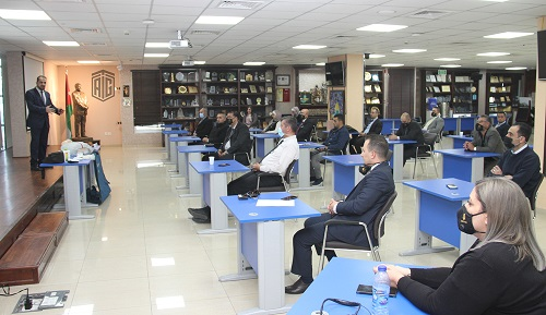 'Abu-Ghazaleh Global' Organizes First Aid Workshop for its Employees