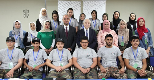 Abu-Ghazaleh Knowledge Forum Hosts Panel Discussion with Al- Hussein Youth Camps