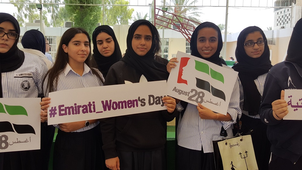 AMSI Schools Celebrate Role of Emirati Women in UAE's Progress