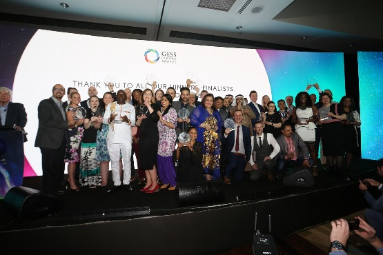 Education Professionals and Corporate Cited for Outstanding Achievements