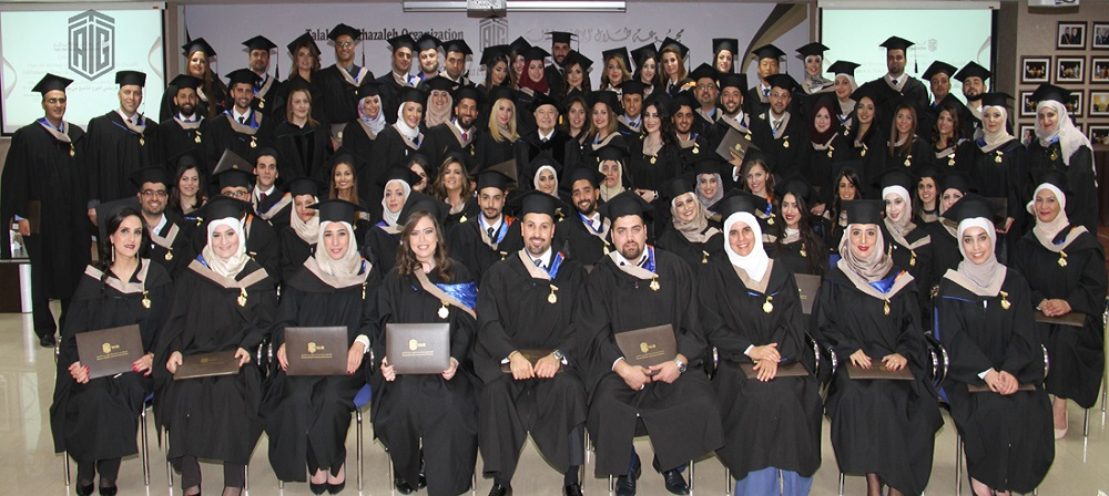 Abu-Ghazaleh Honors MBA Class at TAG-SB