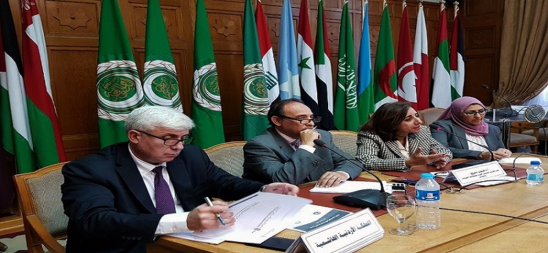 """Abu-Ghazaleh"" Participates in the Higher Coordination Committee of the Arab Literacy Decade at the League of Arab States"