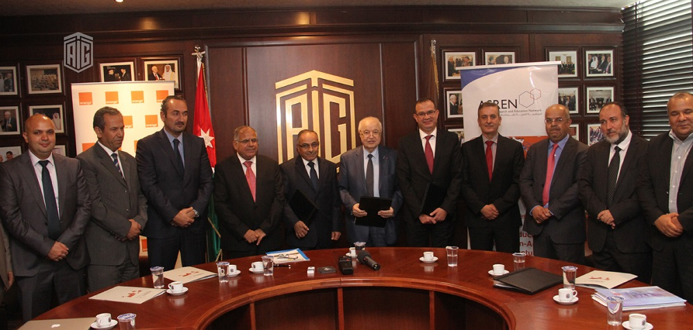 TAG-Org, JuNET, and Orange Launch the Jordanian International Connection for Research and Education Jointly with the EU