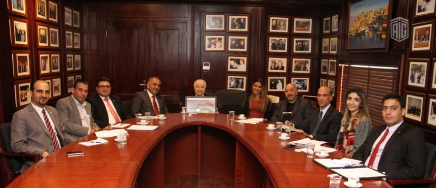 Abu-Ghazaleh Launches Initiatives to Support Education in Palestine